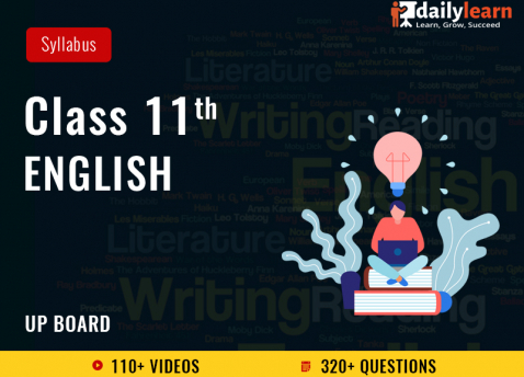 Class 11th - English - Syllabus Videos - UP Board